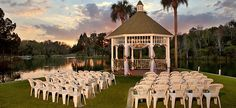 Outdoor Weddings in Florida...... Plantation on Crystal River