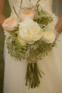 I want those flowers but in yellow with my babies breath bouquet :)