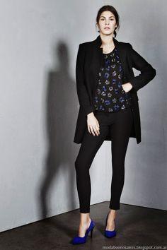 Tapao invierno 2014 Clara colección ropa de moda mujer.