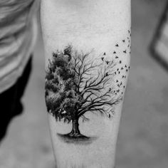 """Artist: @turan.art  Check out @the.tattooer for more impressive tattoos!  #inkstinct_tattoo_app #inkstinctsubmission #tattooersubmission #blacktattoo…"""