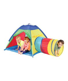 from Tesco direct · $16.99 - Look what I found on #zulily! Play Tent With Tunnel #zulilyfinds  sc 1 st  Pinterest & http://www.tesco.com/direct/kids-concept-sweden-pop-up-laktalt ...