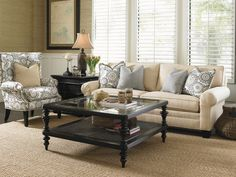 Lexington Upholstery Bennett Sofa   Lexington Home Brands