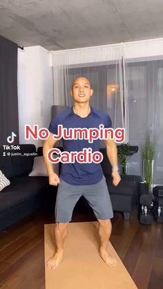 Fitness Workouts, Cardio Workout At Home, Gym Workout For Beginners, Gym Workout Tips, Fitness Workout For Women, Easy Workouts, Workout Videos, Workout Motivation, Wall Workout