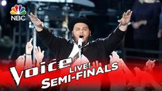 "The Voice 2016 Christian Cuevas - Semifinals: ""To Worship You I Live"""
