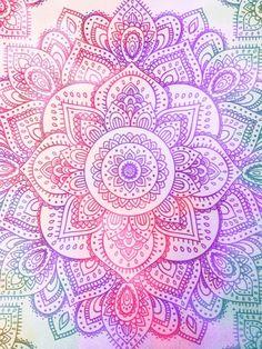 Mandala Design, Mandala Art, Mandalas Drawing, Mandala Tattoo, Tattoo Art, Mandala Wallpaper, Pattern Wallpaper, Cute Backgrounds, Wallpaper Backgrounds