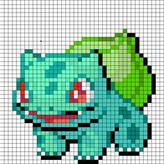 Pixel Art De Pokemon