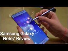 Samsung Galaxy Note7 Mobile Review 2017 http://youtu.be/PU5qNl_4otA