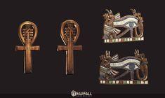 ArtStation - Deadfall Adventures - Treasures, Michał Kubas