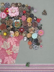 How does your button garden grow???