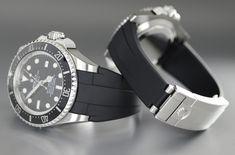 Rolex Deepsea with Rubber B strap