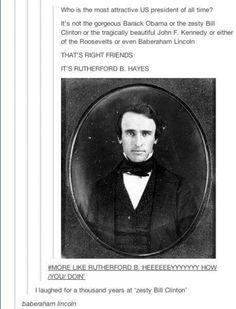 Presidential humor tumblr