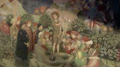 size: Giclee Print: Sermon of Saint John Baptist, Detail of Fresco by Lorenzo : Find Art, Framed Artwork, Fresco, Giclee Print, Saints, Painting, Saint John, Detail, Catalog