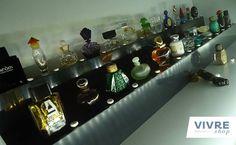 """Procurando um programinha cultural pra fazer no final de semana? Então que tal visitar o Museu do Perfume em São Paulo? Batizado de """"Espaço Perfume"""", ele reúne a história da perfumaria nacional e internacional, além de diversas curiosidades.   Para mais informações acesse: http://vejasp.abril.com.br/estabelecimento/espaco-perfume-arte-historia-perdizes-pompeia"""