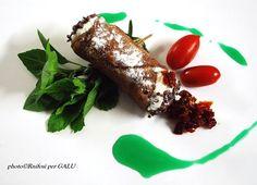Cannolo salato gluten free - ricetta inserita da Luca Giannone