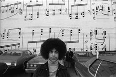 Robert Whitman. Prince, Minneapolis, Minnesota, 1977