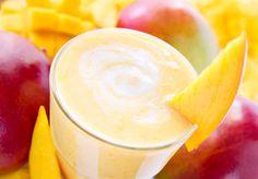 Smoothie - mango ananas banan