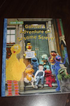 Second Birthday party.  Sesame street party.  Gabe's birthday.  Elmo