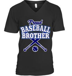 Proud Baseball Brother Baseball Tees, Brother, Mens Tops, Baseball T Shirts, Baseball Shirts