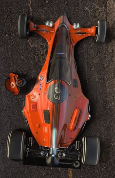 hammerhead racing vehicle