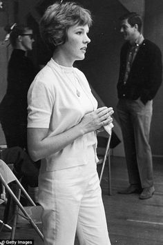 Walt Disney insisted that Julie Andrews play the role of Mary Poppins and wanted her to film a sequel