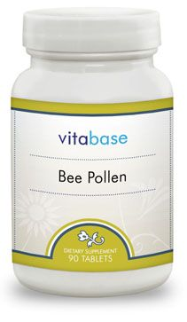 @ShopAndThinkBig.com - Provides rich source of B vitamins. Offers strong nutritional profile. Provides 500 mg tablets. Contains trace minerals, amino acids, and enzymes. http://www.shopandthinkbig.com/bee-pollen-500-mg-vitabase-p-176.html