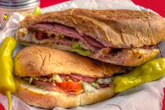Happy #BaconDay! Celebrate with our Canadian-Style Bacon Hot Submarine Sandwich at #PizzaManDans. Deliveries are out-the-door in 15 minutes or less on 95% of our orders. *New* Add Beer or Wine to your next Delivery Order.