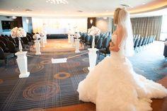 Kilmer Wedding at the Crowne Plaza Hotel in Kansas City #thevintagepetal