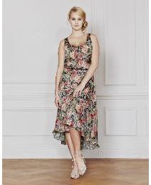 Luxe Up Down Hem Dress