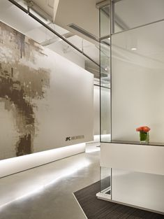 JPC Architects Office / JPC Architects #entrance #reception