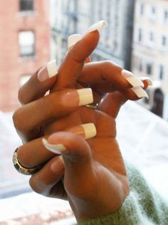Aleida.net Gallery of Nails - French Manicure