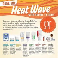Skin matters --- protect it with SPF every day! Want to try a product?? Message me for a sample.