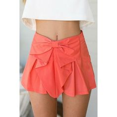 Candy Color High Waisted Shorts ($30) ❤ liked on Polyvore featuring shorts, high rise shorts, high-rise shorts, high-waisted shorts and highwaist shorts