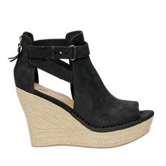 UGG Jolina Black Shoes - Women's