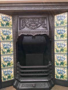 216 Art Nouveau Original Antique Cast Iron Edwardian Victorian ...