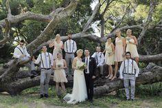 Fynbos Forest Beloftebos Wedding by Lar Leslie {Danae & Ryan} | SouthBound Bride