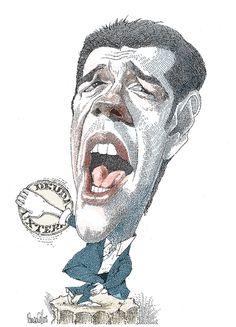 Alexis Tsipras, Grecia -Pancho Cajas