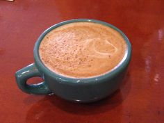 Mexican Mocha!  Come to Bagels and Bites Cafe in Brighton, MI for all of your bagel and coffee needs! Feel free to call (810) 220-2333 or visit our website www.bagelsandbites.com for more information!