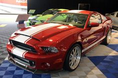 2013 Ford Mustang Shelby GT 500 Super Snake