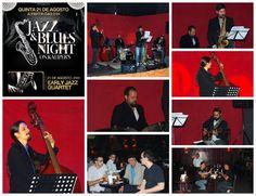 SOCIAIS CULTURAIS E ETC.  BOANERGES GONÇALVES: Excelente Show de Jazz e Blues no Kaliper's Rock B...