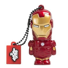 Iron Man (Tribe) Pendrive 8 GB / 16 GB