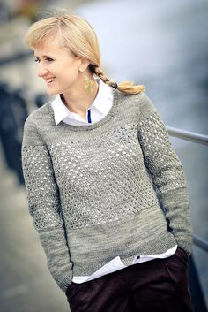 Ravelry: Threads pattern by Justyna Lorkowska
