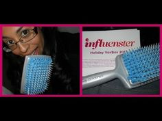 dry your hair quick!!!! My Goody Quickstyle Brush Review