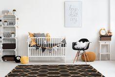 Picture Modern Baby Room Designed Scandi Stock Photo (Edit Now) 391452901 Childrens Wall Decals, Nursery Wall Decals, Apartment Walls, Baby Room Design, Woodland Nursery Decor, Nursery Furniture, Modern Furniture, Nursery Neutral, Decoration
