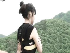 Park Bom bungee jumping #gif