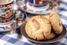 Receita de Biscoito Crocante de Amêndoas