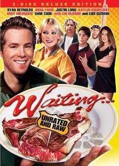 Waiting... - Ryan Reynolds, Justin Long, David Koechner, plus a bit of Dane Cook and Anna Faris = hilarious!