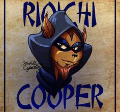 Rioichi Cooper by ~GoldenFox123187 on deviantART