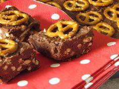 בראוניז שוקולד ובייגלס מתוק מלוח   יופי במטבח - חיה דר