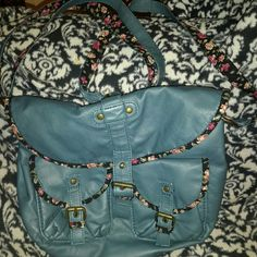 Unbranded cute crossbody This bag is really soft and a little on the small side. I used it one day it was perfect for my phone and some make up .I don't see any flaws!  Please ask questions. Unlisted Bags Crossbody Bags