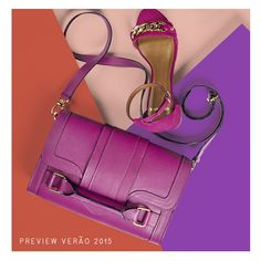 Summer Time! #shoestock #previewverao2015 #verao15 #pink #colorful #tendencia - Ref  15.07.2092 - 09.06.0171